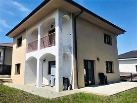 Casa de închiriat 4 camere, în Dezmir, zona Baciu