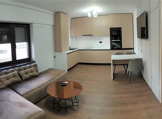 Apartament 2 camere mobilat utilat cu loc de parcare - imaginea 1