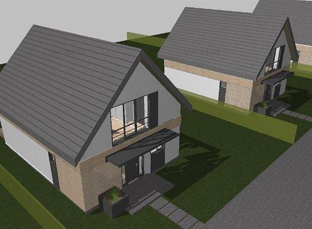 Casa Brasov Sanpetru cu 400 mp teren - imaginea 1
