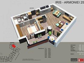 Apartament de vânzare 2 camere, în Timisoara, zona Aradului