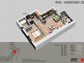 Apartament de vânzare 2 camere în Timisoara, Aradului