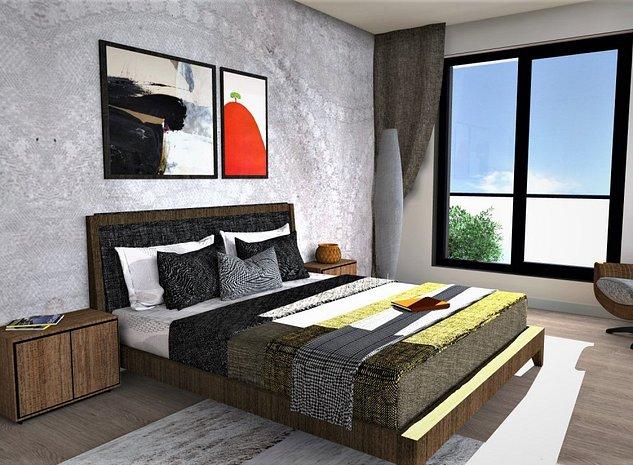 Apartament bloc nou, Iris armoniei, 2 camere decomandate - imaginea 1