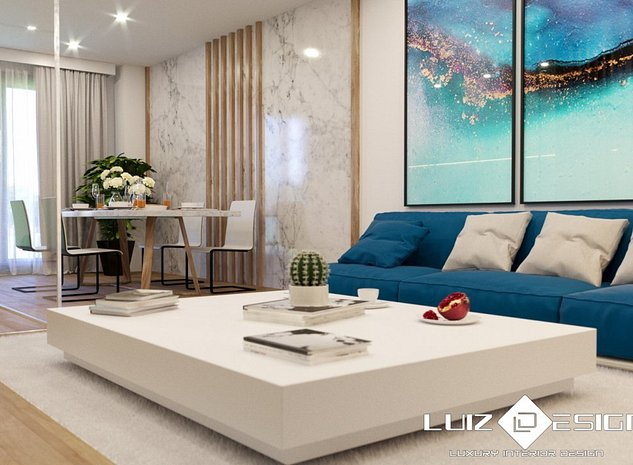 Apartament 2 camere complet decomandat cu terasa mare - imaginea 1