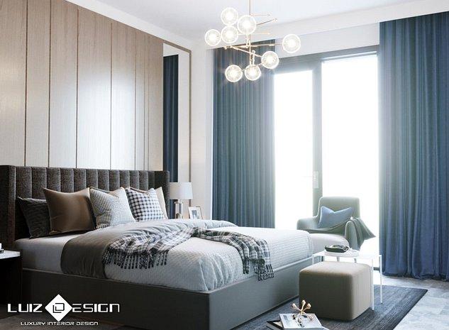 Apartament nou, terasa mare, complet decomandat - imaginea 1