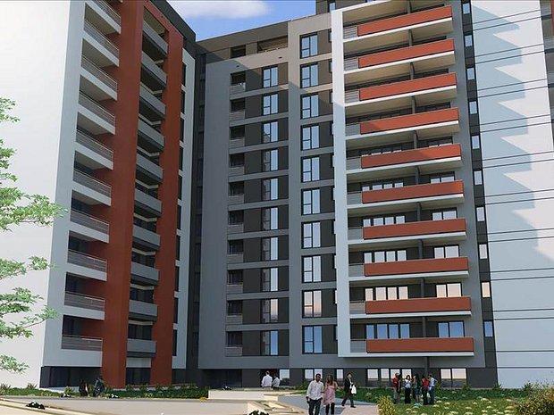 Apartament bloc NOU- FARA COMISION - imaginea 1