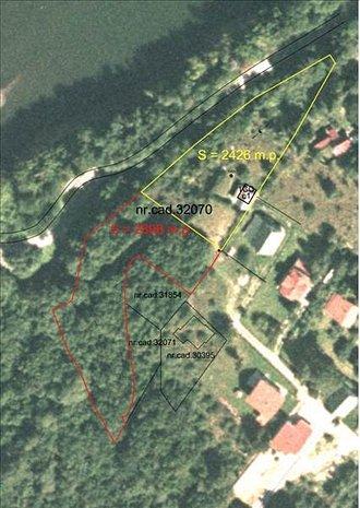 Teren 5232 mp Valiug langa CASA GOZNA - imaginea 1