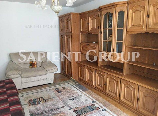 SAPIENT | Apartament de inchiriat Cantemir - imaginea 1