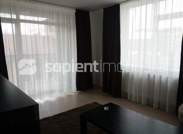 Sapient/Apartament lux in cartierul Nufarul - imaginea 1