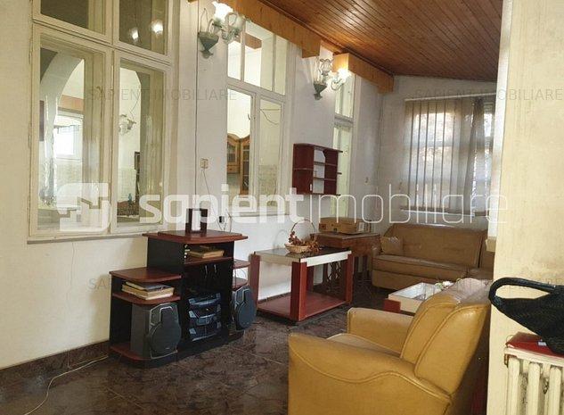 Sapient/Apartament la casa, 3 camere – ultracentral - imaginea 1