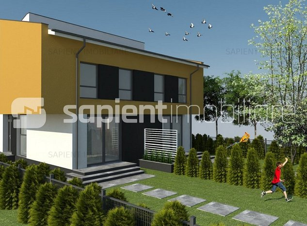 Sapient/Casa Verona, tip duplex, in cartierul Riviera - imaginea 1
