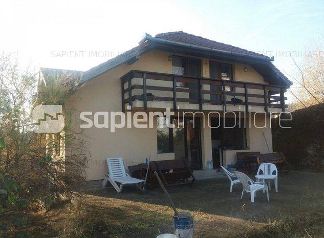 Sapient/Casa de vanzare pe str. Colinelor - imaginea 1