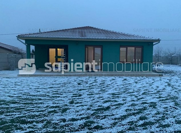 Sapient/Casa de vanzare in Santandrei - imaginea 1