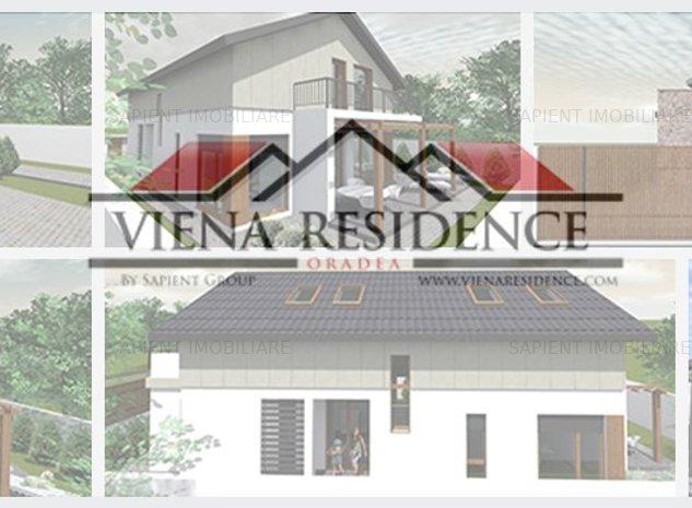 SAPIENT   Parcele in Viena Residence - imaginea 1