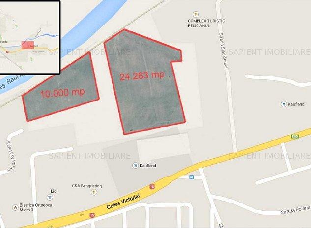 SAPIENT   Teren industrial 34.263 mp Turda - imaginea 1