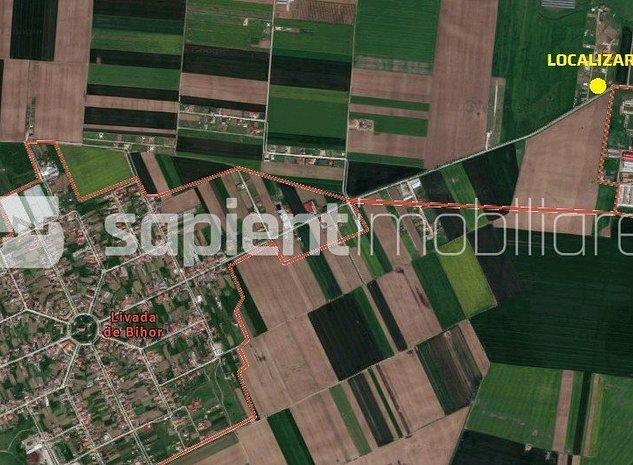 Sapient/Parcele constructie casa in Livada - imaginea 1