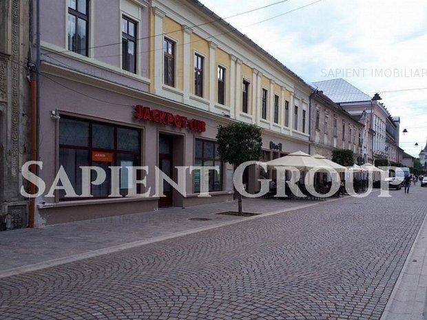 Sapient/Spatiu comercial situat pe pietonala Vasile Alecsandri - imaginea 1