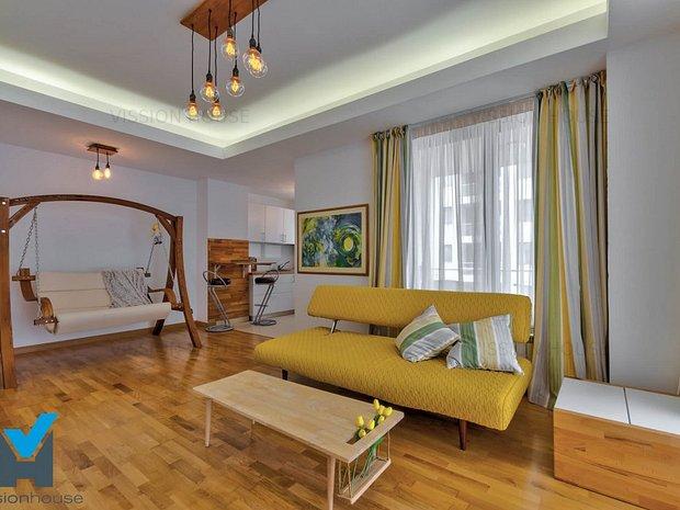 Inchiriere apartament 2 camere Aviatiei  - Zagazului - imaginea 1