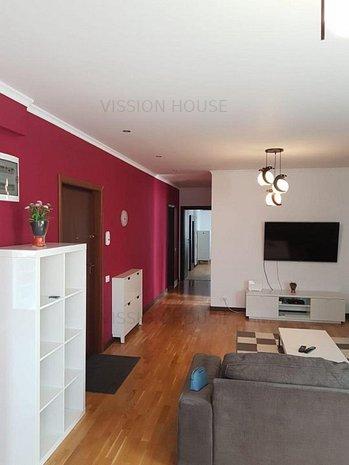 Vanzare apartament 3 camere Herastrau - Soseaua Nordului - imaginea 1