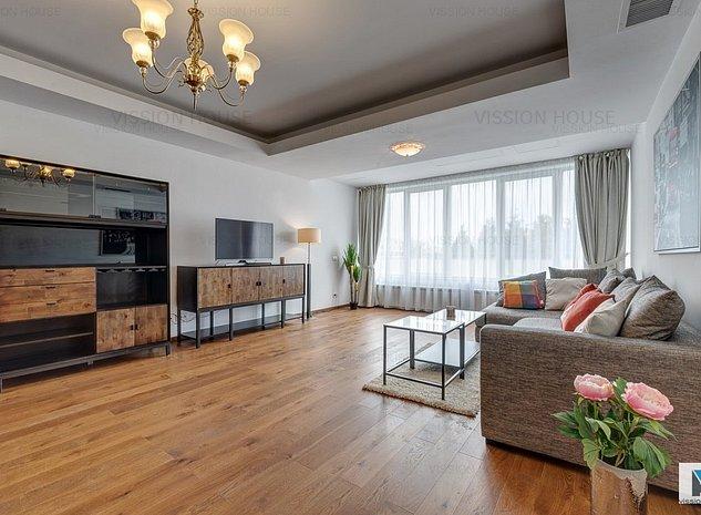 Apartament 2 camere Herastrau - Soseaua Nordului stradal|Parcare subterana - imaginea 1