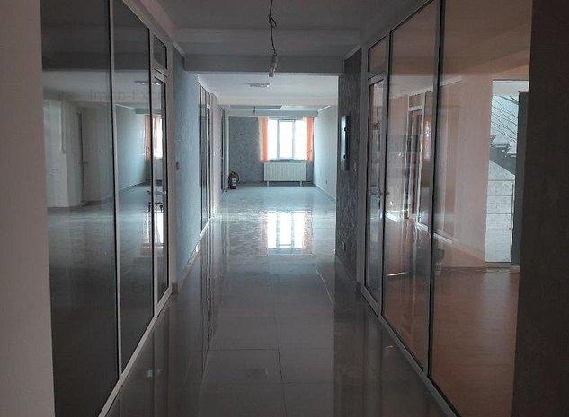 Spatiu birouri 300 mp, clasa A+,bld.Poitiers, 4 euro - imaginea 1