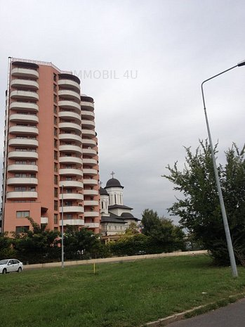 Herastrau Romexpo, Apartament 3 camere bloc nou, pret 700 E - imaginea 1