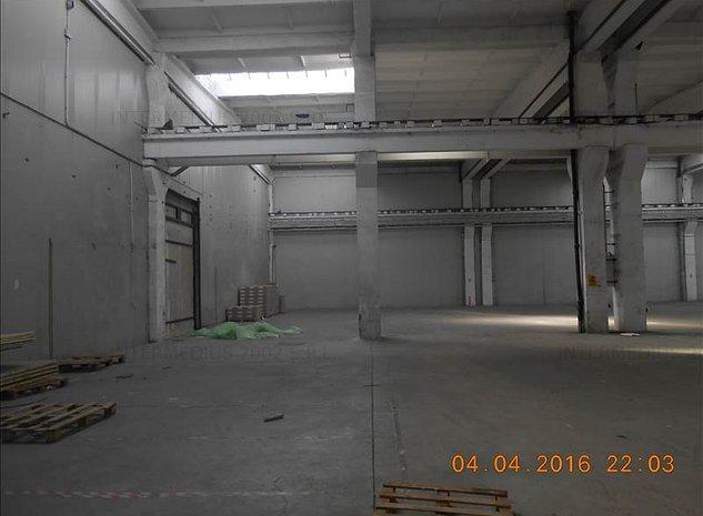 DE INCHIRIAT Hala industriala 1296 mp in Calea Buziasului, Timisoara - imaginea 1