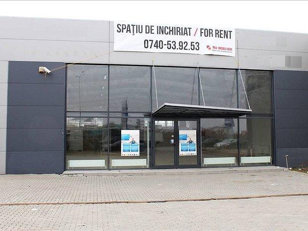 Showroom, maxistore, locatie urbana, deschidere si parcari incluse - imaginea 1