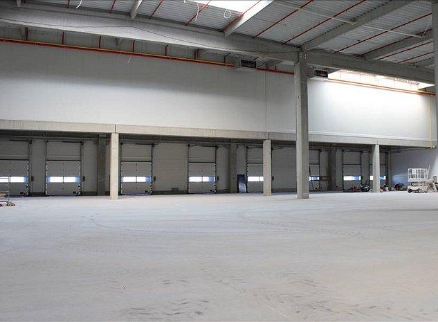Depozit logistic 2019 zona aeroport - imaginea 1