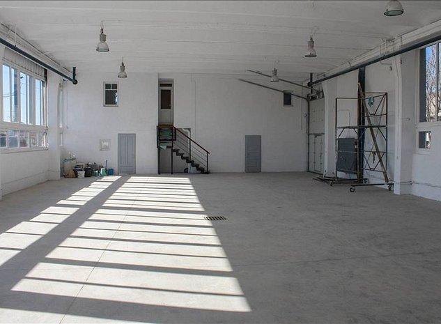 Bd Muncii, hala renovata si birouri - imaginea 1