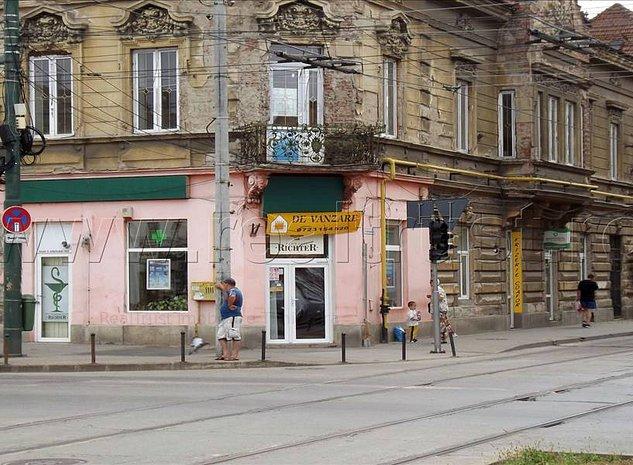 OCAZIE! Spatiu comercial in Timisoara, zona Iosefin-Resitei, amplasat pe ARTERA - imaginea 1