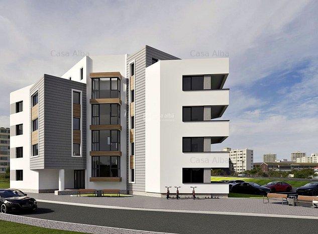 ALPHORN Residence | 2 camere modern | finisaje de exceptie - imaginea 1