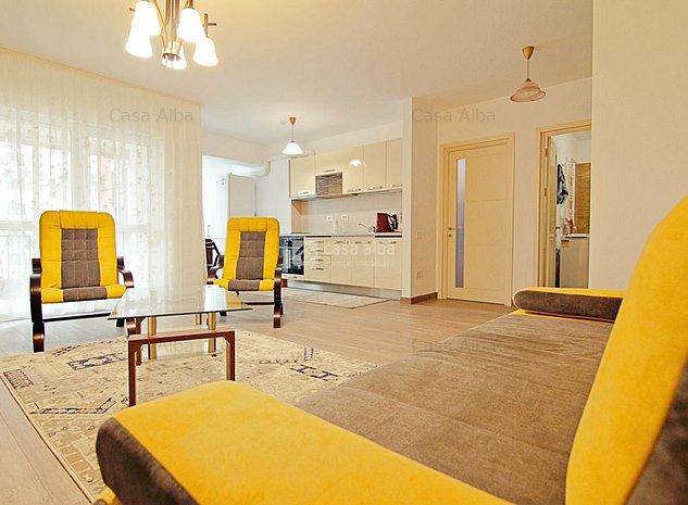 Locuinta premium in Newton Residence, smart home, etaj 2 - imaginea 1