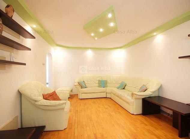 CUG, 4 camere decomandat, liber, etaj 1, doua bai - imaginea 1
