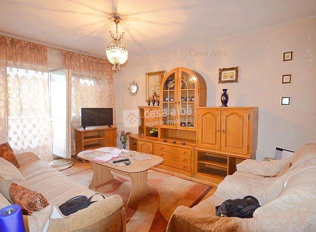 Tatarasi - Oancea, 2 camere decomandat, mobilat si utilat, etaj 2 - imaginea 1