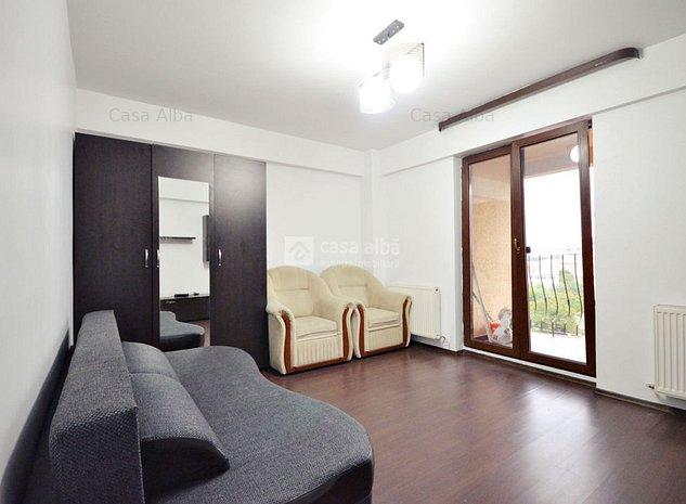 Nicolina - Belvedere, 2 camere mobilat si utilat, trei balcoane - imaginea 1