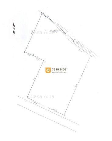 Teren intravilan, 13.000mp, Calea Chisinaului - imaginea 1