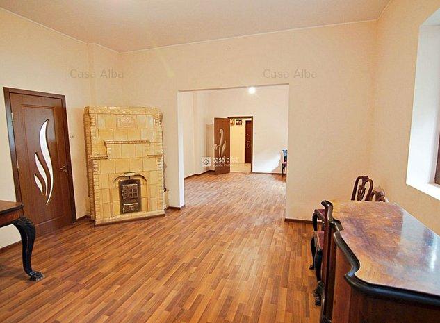 Copou, spatiu ideal birouri, 105mp, renovat - imaginea 1