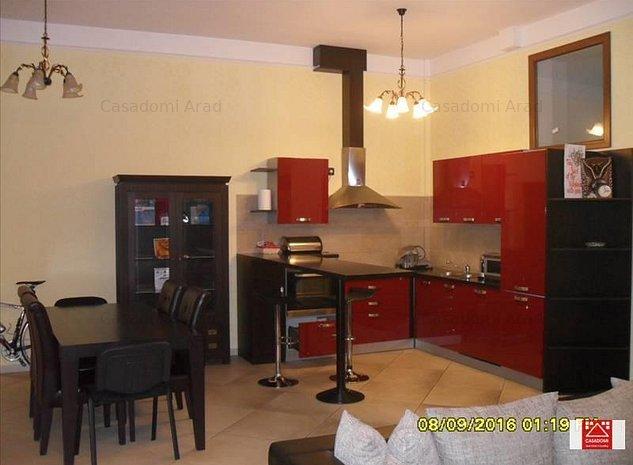 Apartament cu 2 dormitoare, ultracentral - imaginea 1