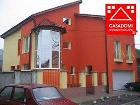 Casa de vânzare sau de închiriat 6 camere, în Arad, zona Central