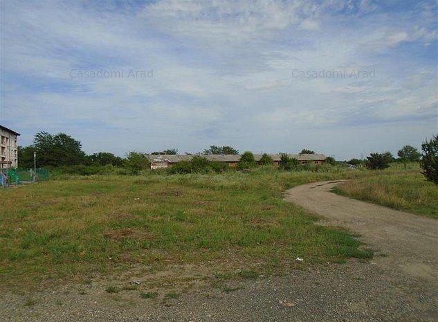 Teren pentru dezvoltare rezidentiala, Micalaca - imaginea 1