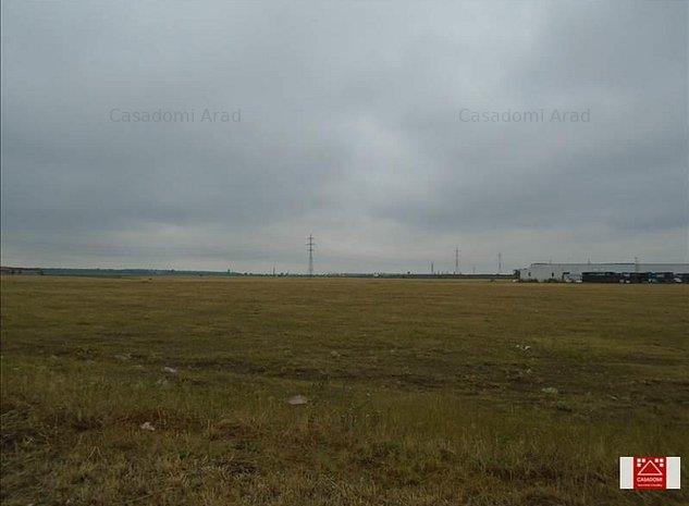 Teren industrial, zona industriala sud - imaginea 1
