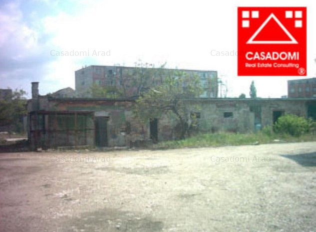 Teren construcţii de vânzare - imaginea 1