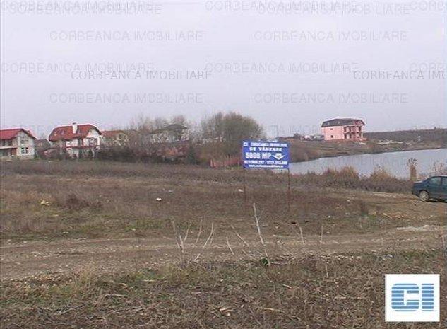 teren cu vedere la lac - imaginea 1