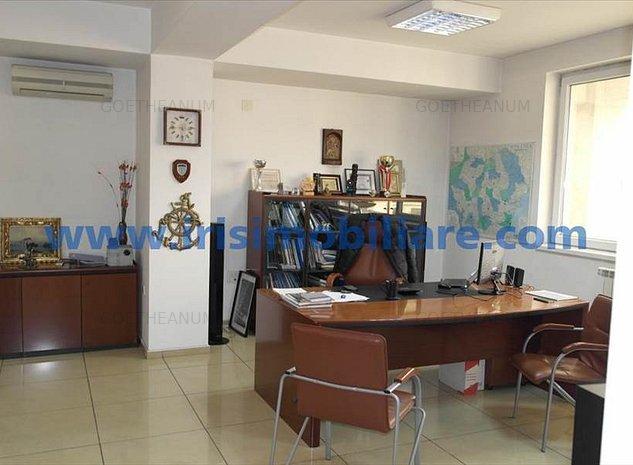 Vanzare spatiu birouri, etaj 3 cladire office - imaginea 1