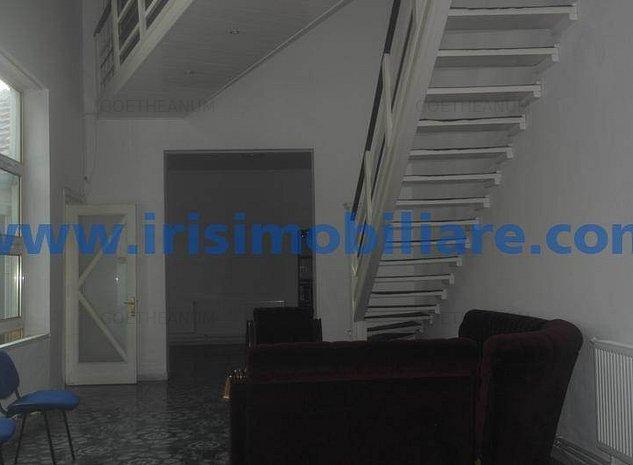 Casa caramida parter plus etaj ideal birouri, 4cam, 140mp, garaj, gaze, 799E+TVA - imaginea 1