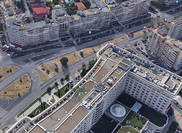 ap.3 camere - decomandat - Hotel Marriot - imaginea 1