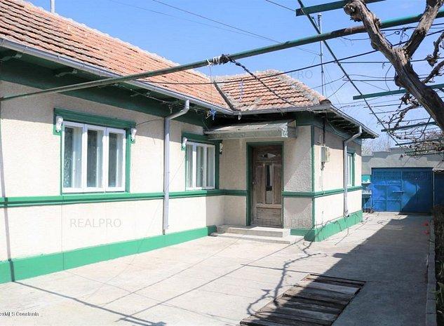 KM 5 - Str. Popa Farcas nr. 25, casa cu 500 mp teren, deschidere 10 m! - imaginea 1
