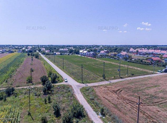 Bragadiru - Centura - Varteju, teren constructii 3125 mp!. - imaginea 1