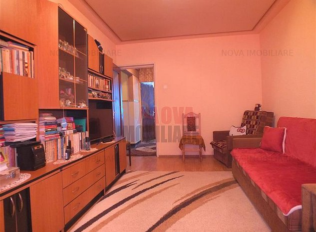 Apartament 2 camere Scriitorilor - 56000 euro - imaginea 1