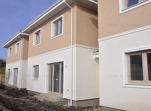 Casa in Dumbravita zona Ferventia - imaginea 1